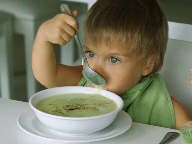 Суп для дитини після року, як у дитячому садку: найкращі рецепти дитячих супів. Які супи готувати дітям 1.5, 2, 3 роки і старше?