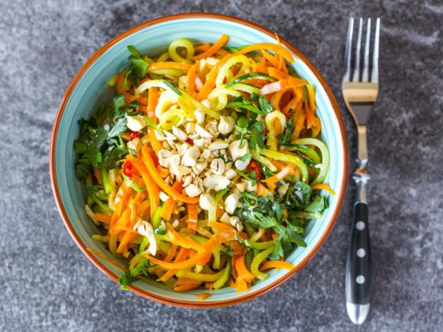 Кабачки по-корейськи: найсмачніший рецепт швидкого приготування відразу поїсти. Як приготувати по-корейськи кабачки, гострі, з медом і соєвим соусом, морквою, баклажанами, закуску, салат з кабачків швидкого приготування кружечками, соломкою, кільцями,