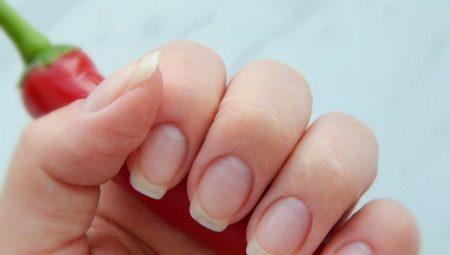 Будова нігтя: схема, опис і склад пластини