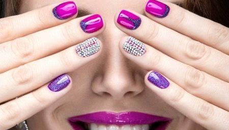 Різновиди та особливості форм нігтів для манікюру
