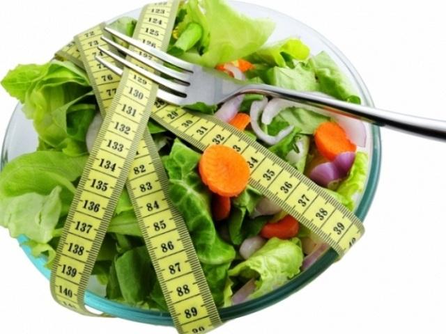 Низькокалорійні, малокалорійні продукти для схуднення: список, таблиці
