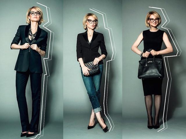 Модні поради від Евеліни Хромченко для жінок: топ-25, на 2019 рік для жінок з пишними формами, невеликого зросту. Базові речі в гардеробі модниць в 2019 році
