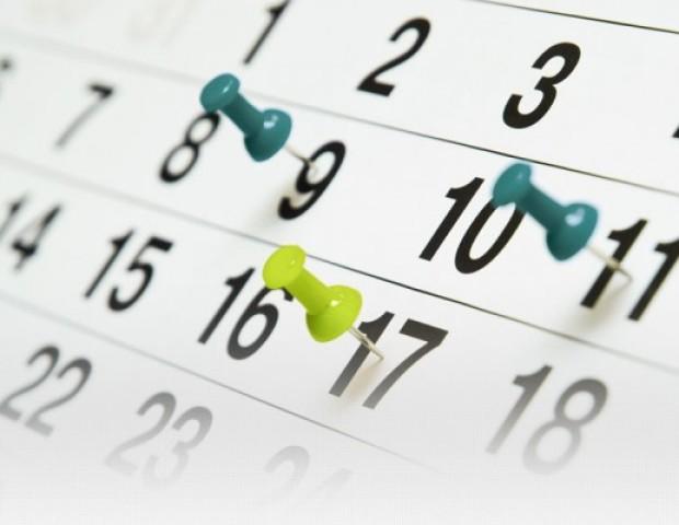Виробничий календар 2019 року по місяцях: кількість робочих, вихідних, святкових, календарних днів
