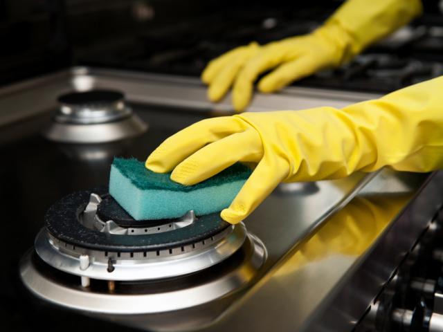 Захисні накладки, пластини, килимки для газової, склокерамічної плити, на конфорку. Як захистити газову, склокерамічну плиту від жиру?