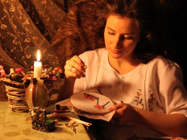 Магія рукоділля: в'язані обереги й талісмани з вишивки