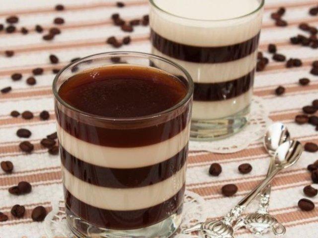 Шоколадне желе: без желатину з темним шоколадом, какао, сметаною — керівництво з приготування