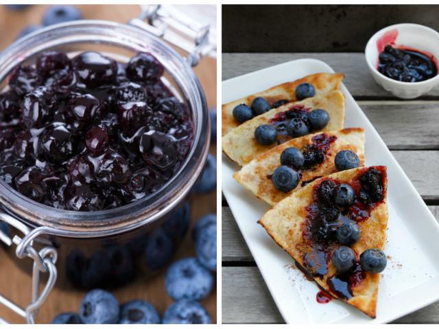 Що найсмачніше приготувати з чорниці? Рецепти пирогів, пиріжків, кексів, мафінів, вареників і торта з чорницею