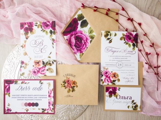 Запрошення на весілля: 16 нестандартних ідей для натхнення