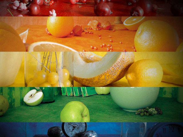 Кольорова дієта: значення, правила і види, порядок дотримання, список необхідних продуктів по днях, завершення кольорової дієти. Позитивні та негативні аспекти кольорової дієти