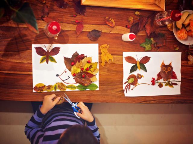 Легкі і швидкі вироби за 5 хвилин в школу, дитячий сад: ідеї, майстер-класи, схеми, фото. Вироби для дитячого садка і школи з природних матеріалів, продуктів, паперу та картону, упаковок з-під яєць, пластиліну