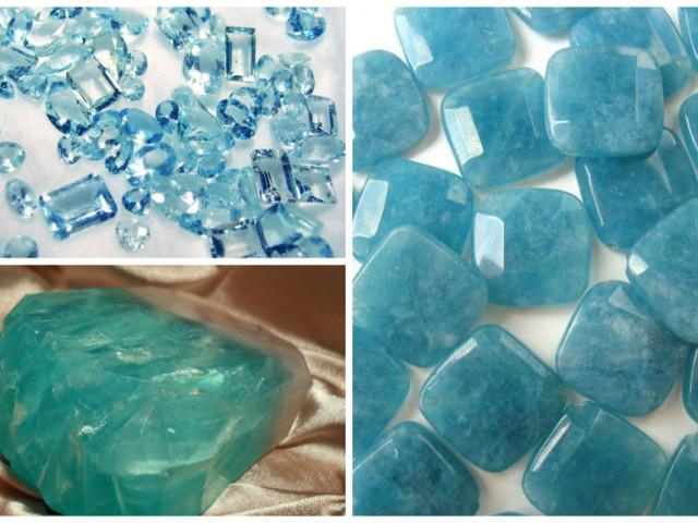 Камінь аквамарин — історичні згадки про камені, лікувальні і магічні властивості — якому знаку зодіаку підходить камінь?