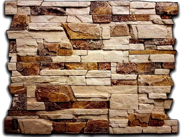 Як зробити декоративний камінь з гіпсу: інструкція. Декоративний камінь з гіпсу — властивості і переваги: приклади облицювання