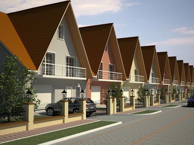 Ніж приватний житловий будинок відрізняється від котеджу, особняка, таунхауса: порівняння, різниця, відмінність. Як виглядає приватний житловий будинок, котедж, особняк, вілла: фото