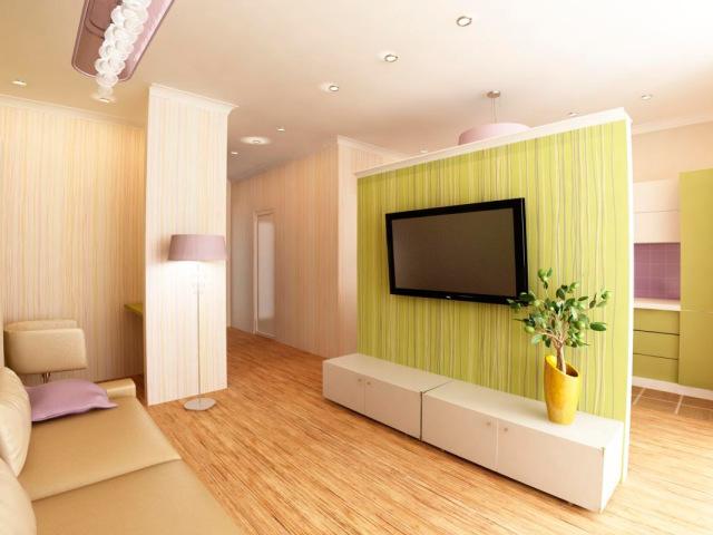 Як оригінально розділити кімнату на дві зони: 5 найкращих ідей. Як розділити кімнату на дві зони перегородкою, ширмою, шторою, колонами, стелажами, арками? Як розділити маленьку кімнату з балконом на дві зони? Поділ на зони квартири-студії
