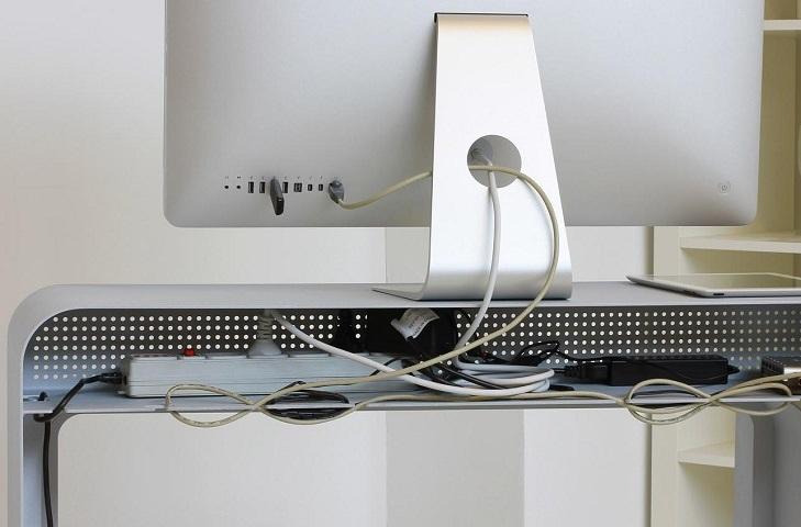 Як стильно, практично, цікаво заховати і прикрасити дроти від комп'ютера під столом: лайфаки, пристосування і оригінальні дизайнерські рішення. Навіщо ховати комп'ютерні дроти?