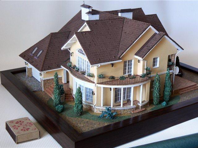 Як зробити з паперу будиночок: об'ємний, круглий, орігамі, з скрученого паперу — корисні поради, інструкція, фото