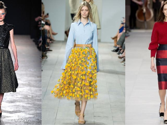 Як купити модний брендовий спідницю в інтернет магазині Ламода? Красиві стильні спідниці від відомих світових і російських дизайнерів на Ламода: каталог, ціна, фото