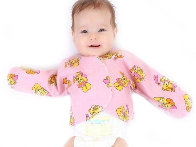 Як зшити розлітайку для новонародженого своїми руками — вибір тканини, побудова схеми викрійки, покроковий процес