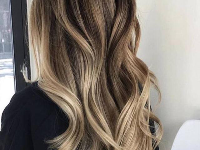 Балаяж на чорні волосся — як зробити в домашніх умовах? Що таке балаяж темних волосся і чи варто його робити?