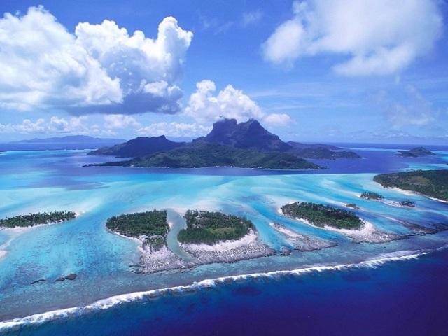 Топ-10 найбільших по площі морів: коротка характеристика, фото. Найбільше море по площі на Землі: опис, фото