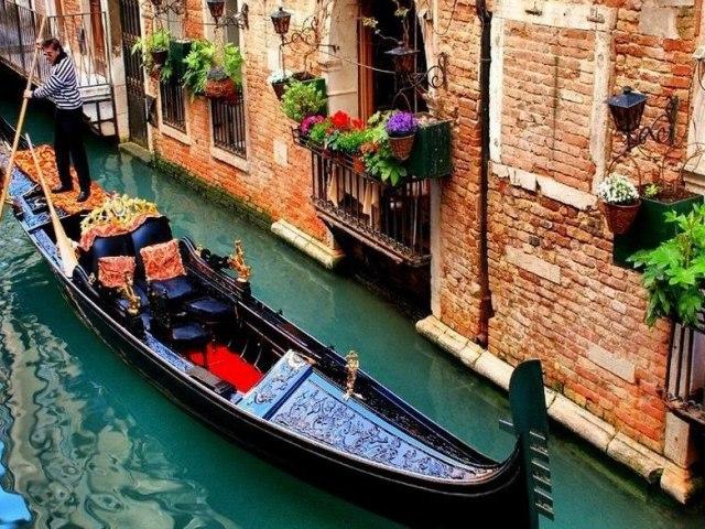 Північ Італії — Венеція і Лідо-ді-Єзоло. Як дістатися з аеропорту до Венеції? Пам'ятки Венеції: опис. Карта Венеції російською мовою