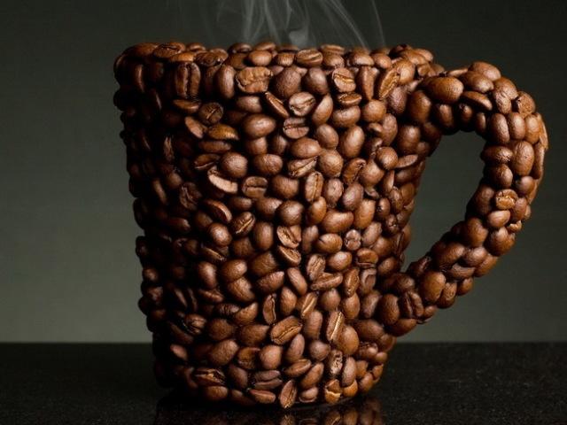 Вироби з кавових зерен — чашка, сова, кішка, будинок, змія, дерево, картину, годинник, серце, свічка: корисні рекомендації щодо створення шедевра своїми руками