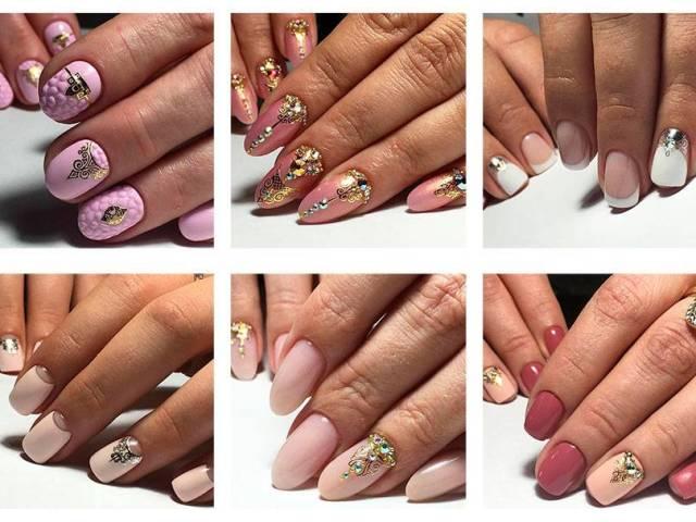 Шармиконы для нігтів — як клеїти шармиконы. Огляд шармиконов на Алиэкспресс. Дизайн нігтів з шармиконами: фото