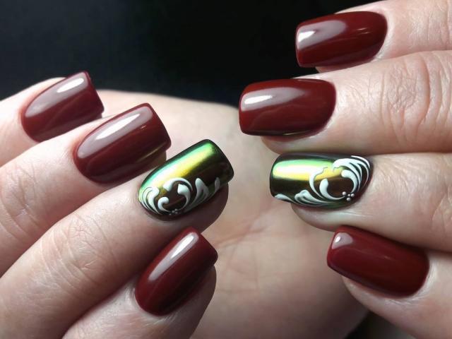 Втирки для нігтів: види. Дизайн нігтів з втирками. Огляд найпопулярніших втирок на Алиэкспресс