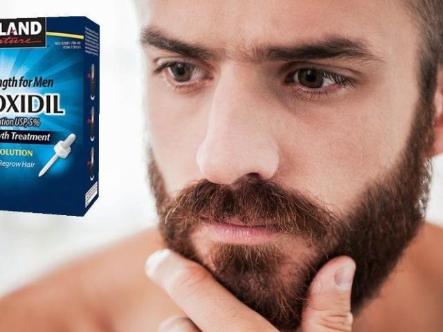 Препарат Міноксидил для волосся: дозування, дія, ціна, застосування, ризики