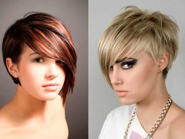 Модна стрижка пікс на короткі і середні волосся для дівчат і жінок з чубчиком, без чубчика, повних, літніх, прямих, витких, тонкого волосся: варіанти, схема, фото спереду і ззаду. Як укладати стрижку пікс в домашніх умовах? Кому йде стрижка пікс?