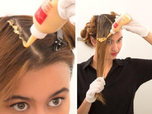 Як самій собі пофарбувати відросло коріння волосся в домашніх умовах: правила фарбування. Як пофарбувати коріння волосся, щоб вони не відрізнялися від волосся? Чим краще фарбувати коріння сєдих, русявих, темних волосся, блондинкам?