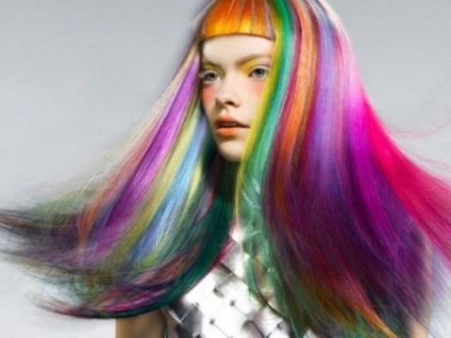 Тимчасова фарба для волосся, кольорові крейди, помада, маркери для волосся на Алиэкспресс: ціна, каталог, відгуки