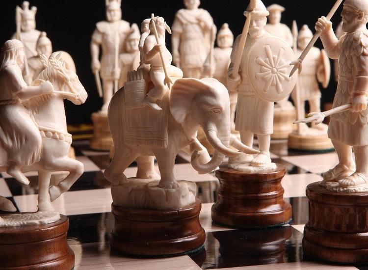 Історія появи шахів