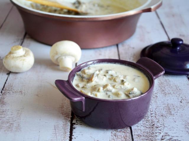 Грибна підлива: з свіжих, заморожених, сушених грибів. Грибна підлива з м'ясом, на вершках, з томатною пастою, сиром — найсмачніші рецепти з докладною інструкцією