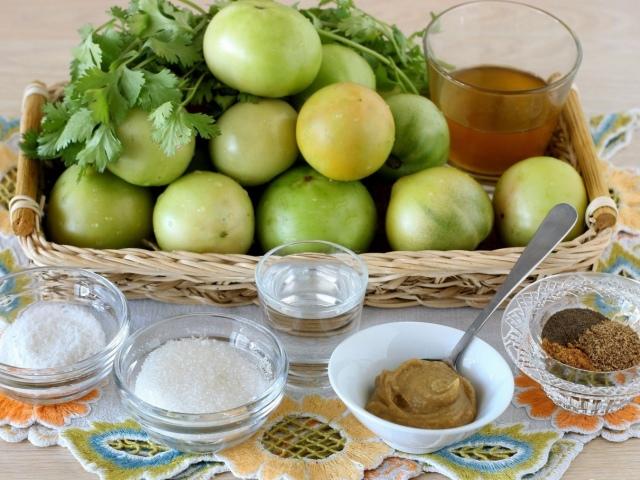 Квашені зелені помідори в бочках і банку: 2 кращих класичних рецепту з докладними інгредієнтами