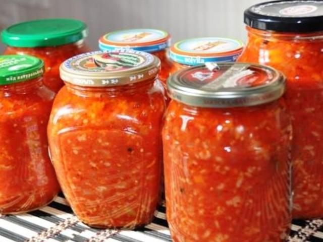 Салат з квасолі з томатами на зиму: 2 кращих покрокових рецепту з докладними інгредієнтами