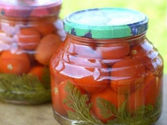 Томати з морквяної бадиллям: кращий покроковий рецепт з докладними інгредієнтами