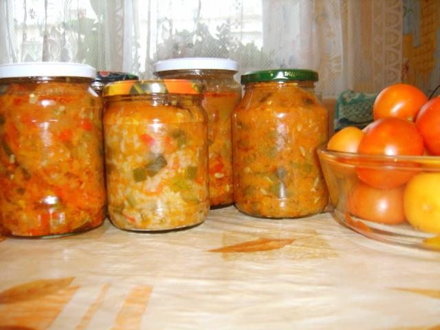 Тещин мова: рецепти закусок, салатів, ікри, лечо з кабачків. Як приготувати Тещин язик в мультиварці та на зиму?