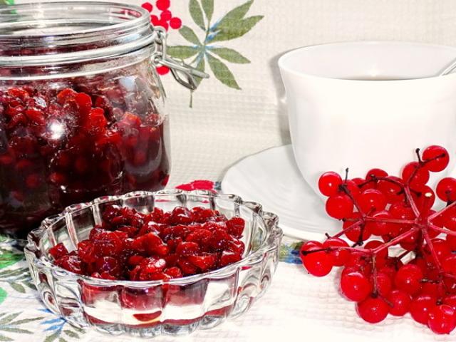 Калина червона — заготівля на зиму і способи приготування: золоті рецепти. Як зварити варення, компот, джем, повидло, зробити сироп, сік, желе, соус з калини на зиму?