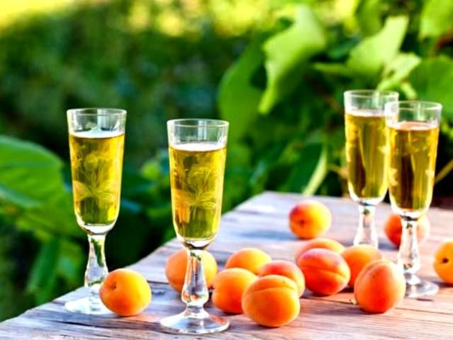 Абрикосове вино: як зробити в домашніх умовах? Вино з абрикосів, з додаванням вишень, яблук, лимонного соку виноградного вина і спецій: найкращі рецепти і секрети приготування