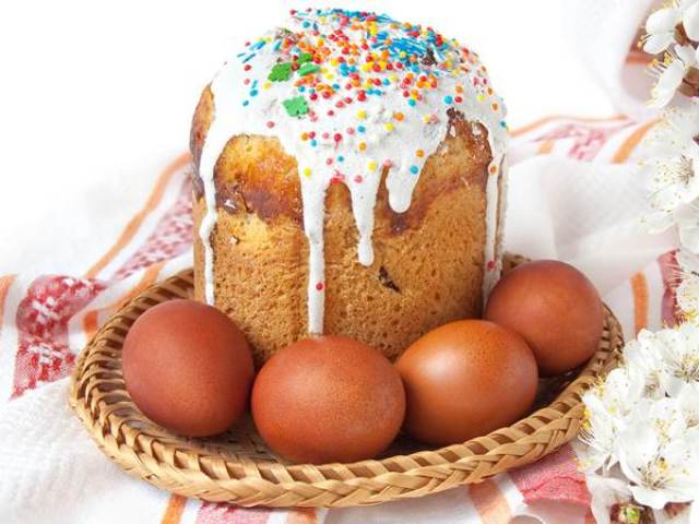 Дуже смачний і простий рецепт паски на Великдень і оформлення його своїми руками
