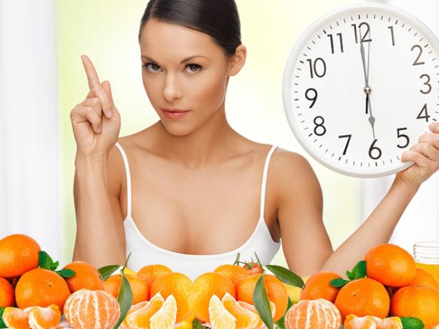 Дієта на мандаринах на 3 дні, тиждень, 10 днів: користь, меню, режим. Можна їсти мандарини при схудненні, на білкової, гречаній дієті і Дюка?