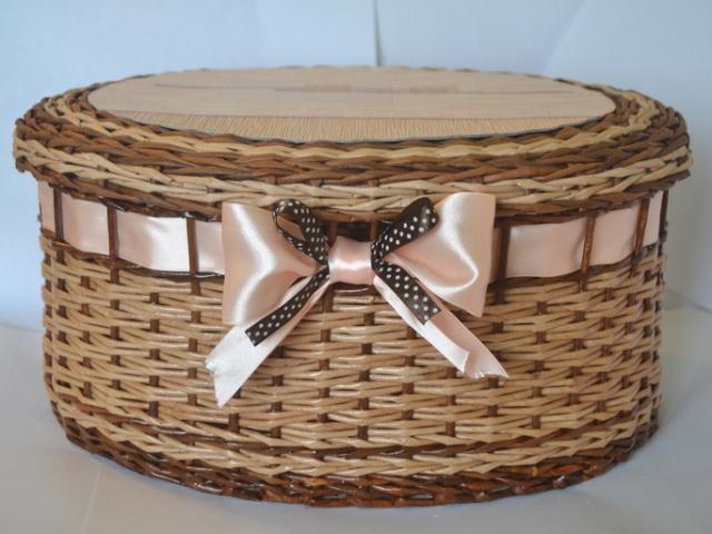 Плетіння шкатулок і коробок з газетних трубочок: візерунки, схеми, опис, майстер-клас, фото