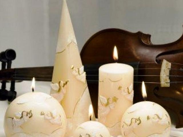 Декоративні свічки своїми руками новорічні, різдвяні, весільні з апельсинів, мандаринів, кавових зерен. Як зробити і прикрасити гелеві, кавові і ажурні свічки?