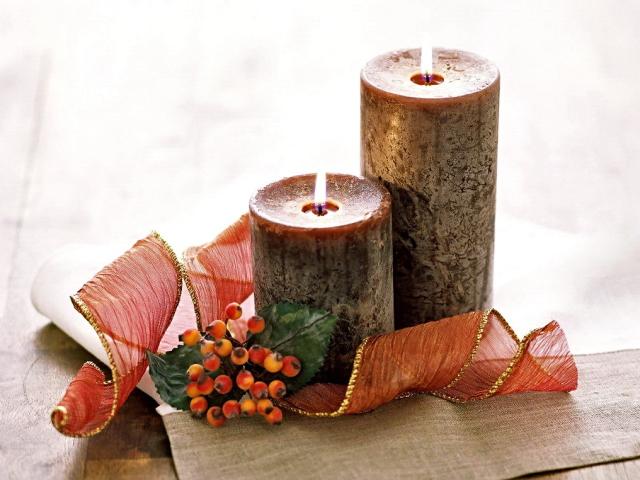 Декоративні свічки своїми руками новорічні, різдвяні для початківців: майстер-клас. Як зробити і прикрасити воскові, з парафіну, ароматичні, кольорові, різьблені свічки?