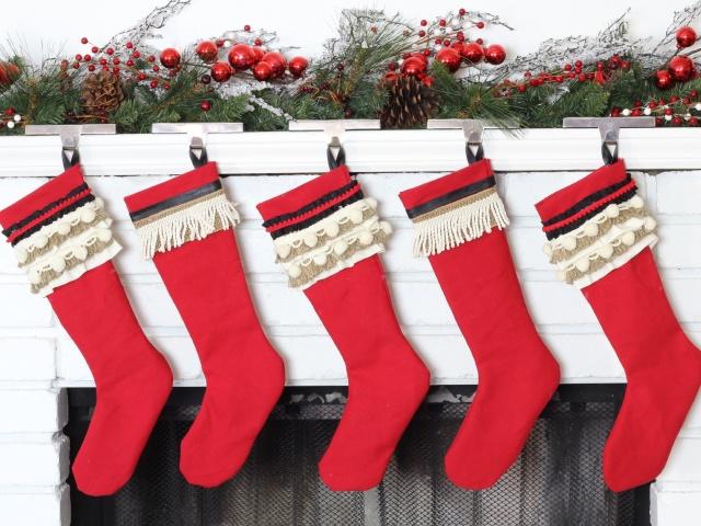 Новорічні та різдвяні шкарпетки для подарунків своїми руками. Як придбати новорічні шкарпетки для подарунків в інтернет магазині Алиэкспресс?