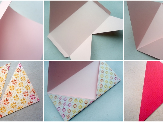 Як зробити з паперу гаманець, портмоне, конверт для паперових грошей і дрібниці своїми руками? Як зробити чарівний гаманець з паперу: схема з описом