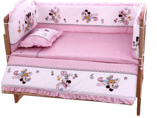 Як зшити бампер в ліжечко для новонароджених своїми руками: викрійка. Алиэкспресс — бампер в ліжечко білий, бежевий, в горошок, з ведмедиками, зайчиками, подушки, книжку: як замовити та купити?