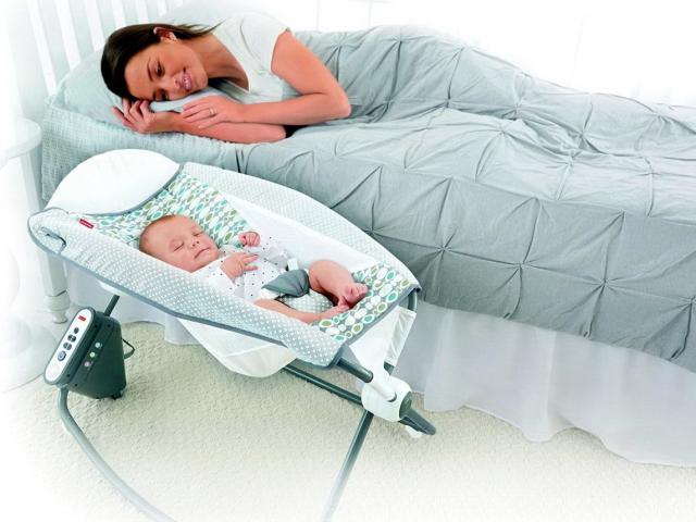 Гойдалки електронні для новонароджених дітей: огляд, види, особливості, призначення