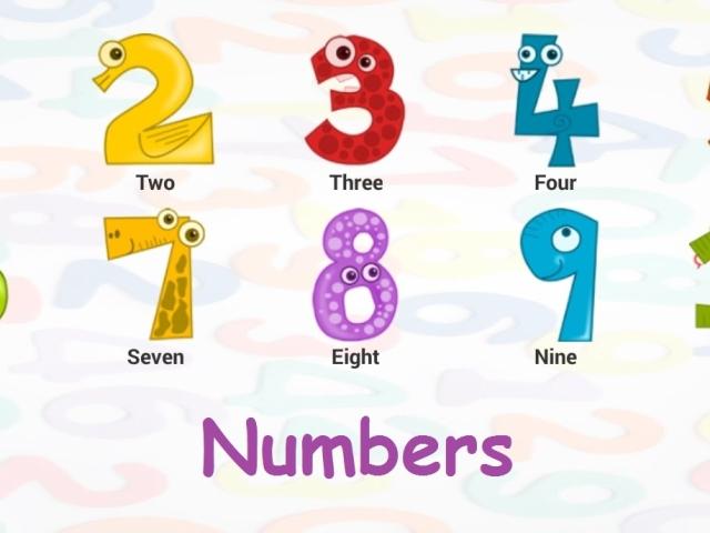 Тема «Цифри, числа» англійською мовою для дітей: необхідні слова рахунку, вправи, діалог, фрази, пісеньки, картки, ігри, завдання, загадки, мультики для дітей на англійській мові з транскрипцією та перекладом для самостійного вивчення з нуля